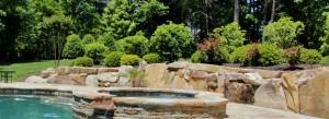 Stonework for Charlotte Homes